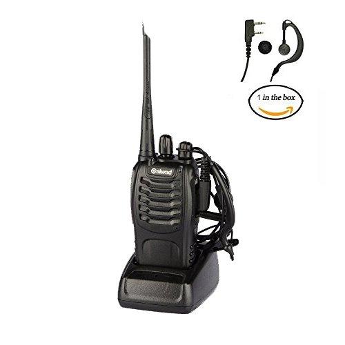 Baofeng BF-888s 3.7V 1500mAh Li-ion Portable Battery (Black) - 6