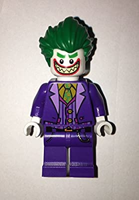 The LEGO Batman Movie - Joker Minifigure (2017)