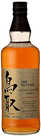 "Tottori Blended Whisky""Bourbon Barrel"" 70Cl 43% - 700 ml"