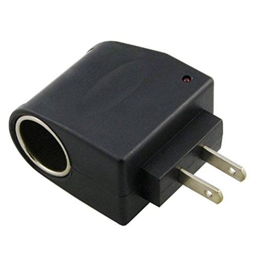 Ovedcray home series 110V-240V AC Wall Power To 12V DC Car Cigarette Lighter Adapter Converter Plug by Ovedcray home series