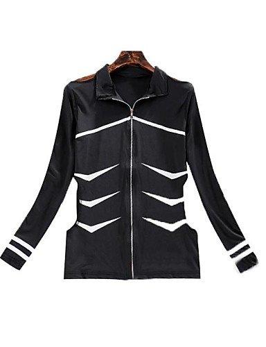 Ch&Ch tokyo ghoul Kaneki ken abrigo de algodón negro traje ...