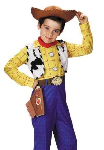 Toy Story Sheriff Woody Kids Costume