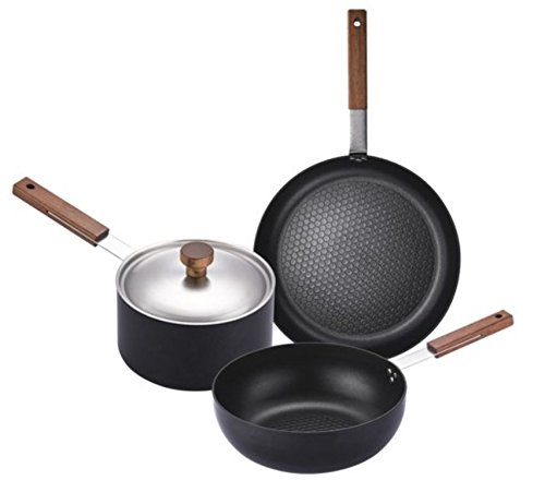 Amazon Com Cookin Ih Induction Cookware Sets Nonstick Fry