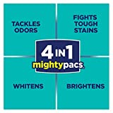all Mighty Pacs Laundry Detergent 4-In-1 with Odor