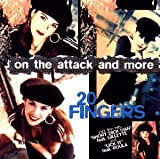 20 Fingers Feat. Gillette - On The Attack And More - ZYX Music - ZYX 20351-2