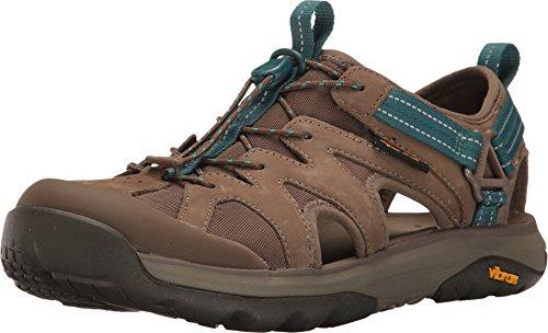 Teva Women's Terra-Float Active Lace Sport Sandal,Chocolate Chip,US 7 ()