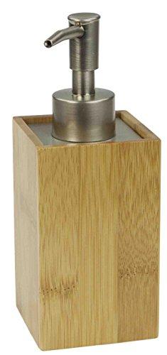 Home Basics Bamboo Bathroom Accessory Set (Bathtub Caddy)