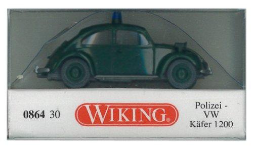 1/87 VW ビートル 1200 ポリスカー 086430