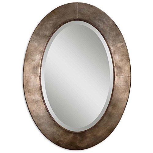 (Uttermost Kayenta Mirror 2.5 x 27.75 x 37.625, Silver Champagne)