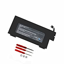"TSKYBEAR 40Wh 7.4V Laotop Battery for Apple A1245 A1237 A1304 MacBook Air 13"" (Early/Late 2008 Mid 2009),MB003 MC233 MC234 MC503"
