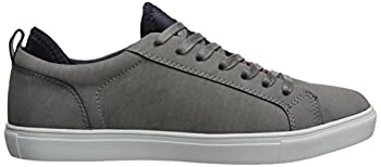 Tommy Hilfiger Men's Mcneil Shoe, Grey, 10.5 Medium Us 6