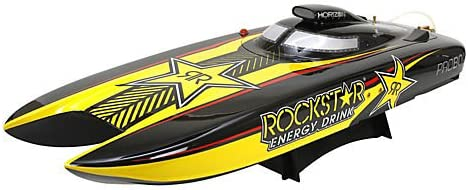 Compare RC Gas and Nitro Boats 1