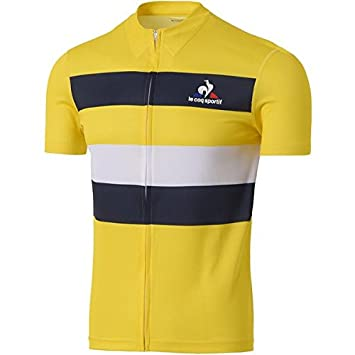 ee6f3f8bc192 LE COQ SPORTIF JERSEY TOUR DE FRANCE LIMITED EDITION YELLOW Maillot Classic  No2 Le Coq Sportif
