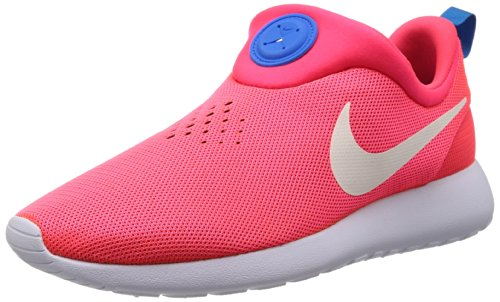 Nike Roshe Run Slip On Laser Crimson 644432-601