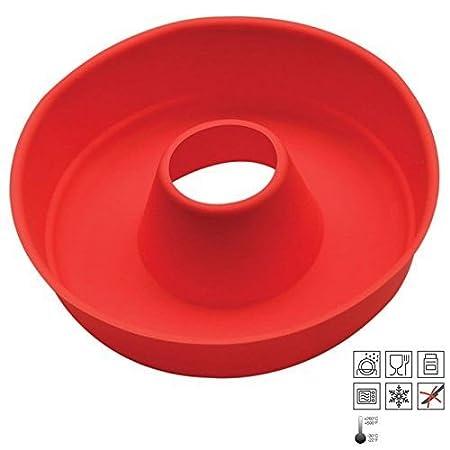 Omnia silicona forma molde silicona del Horno camping Hornear Mini Horno Fuente Forma: Amazon.es: Hogar