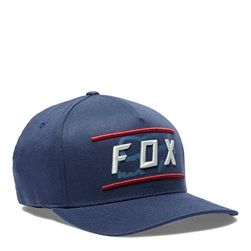 Fox Racing Men's Voucher Flexfit Hats,Large/X-Large,Cardinal