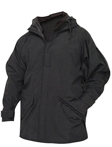 Fox Outdoor Products Enhanced Extreme Cold Weather (ECWCS) Generation I Parka, Black, Medium