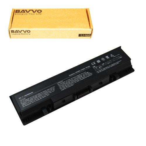 Bavvo Battery Compatible with Dell 312-0594 451-10476 FP282 GK479