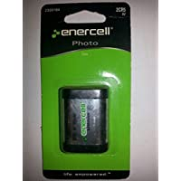 Enercell Photo Battery 2CR5 6V 1400mAh