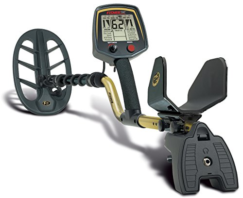 7. Fisher F75 Metal Detector