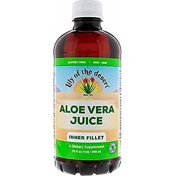 Lily Of The Desert Aloe Vera Juice 32 Oz
