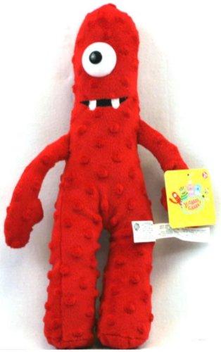 Yo Gabba Gabba Plush Muno Doll Preschool Toys -