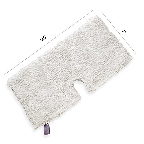 Washable Replacement Cleaning Mop Pads For Shark Steam Mop
