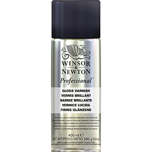 - Winsor & Newton Artists' Aerosols Artists' Picture Varnish, Gloss