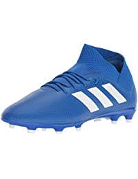 adidas Boys' NEMEZIZ 18.3 Firm Ground Soccer Shoes