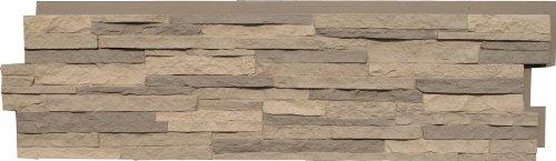 NextStone Stacked Stone Panel Kentucky Gray 5 Pack by NextStone