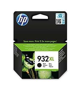 HP 932XL - Cartucho de tinta para HP Officejet, Negro