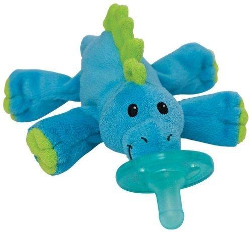 WubbaNub Baby Dino Infant Pacifier