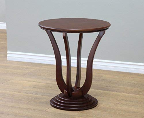 Frenchi Home Furnishing Round End Table ()