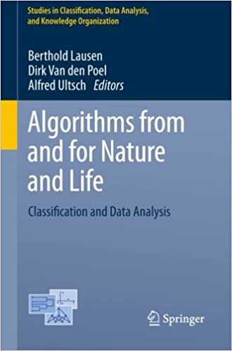Download gratuito di libri e libri Algorithms from and for Nature and Life: Classification and Data Analysis (Studies in Classification, Data Analysis, and Knowledge Organization) in italiano MOBI 3319000349