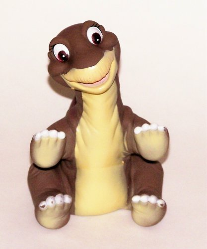 Amblin Entertainment Land Before Time Vinyl Hand Puppet: Littlefoot (The Land Before Time Puppets)