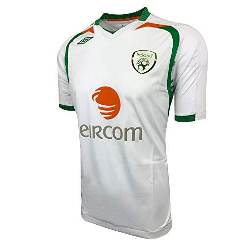 Umbro Ireland Away Jersey WHITE