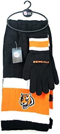 Littlearth NFL unisex Nfl Scarf /& Gloves Gift Set