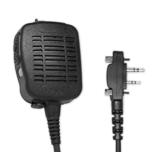 ARC S51021 Heavy Duty Anti-Magnetic Speaker Shoulder Microphone for Icom F Series (See List) by ARC