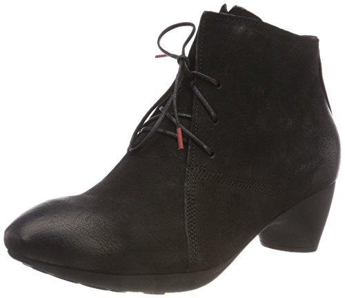 Niah 00 Black 383155 Think Schwarz Boots Women's Desert wn7ggW5ZRq