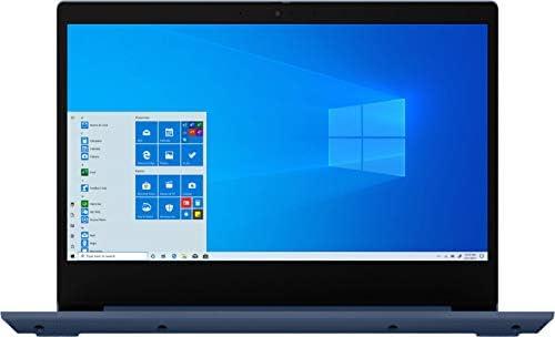 "2020_Lenovo IdeaPad 3 14"" Full HD Laptop, AMD Ryzen 3 3250U up to 3.5GHz (Beat i3-7100U), 12GB RAM, 1TB HDD, Webcam, HDMI, Windows 10 S /Legendary Accessories WeeklyReviewer"
