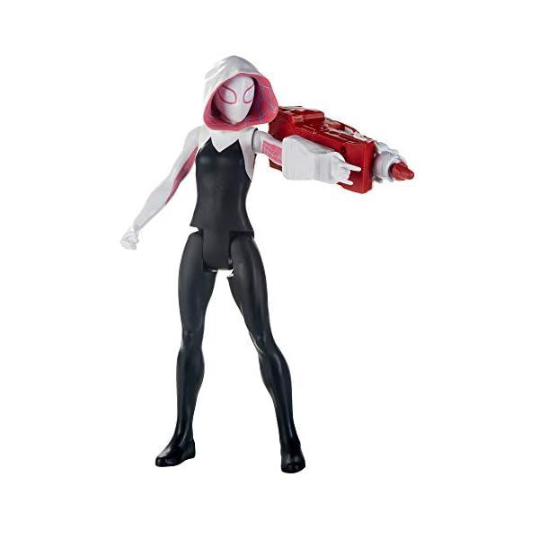 41zVV FyinL Spider-Man Titan Hero Series Web Warriors: Spider-Gwen