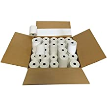 "CLOVER PoS 3-1/8"" x 230' THERMAL RECEIPT PAPER - 50 NEW ROLLS"