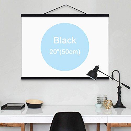 Black Poster Hanger - 20