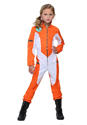 Fun Costumes Astronaut Jumpsuit Medium (8-10)