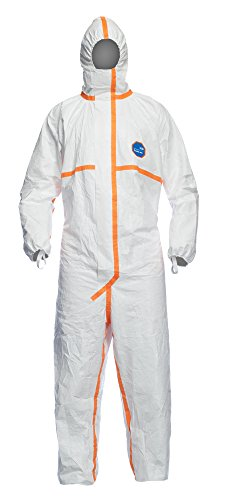 DuPont Chemical Protective Coverall Certified