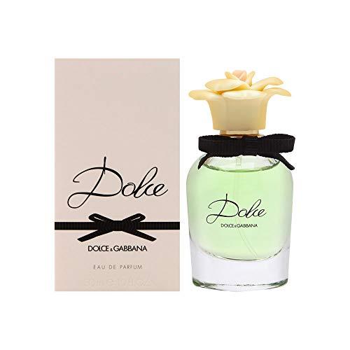 DOLCE GABBANA Eau De Parfum Spray, 1.6 Fluid Ounce (Dolce And Gabbana Dolce Eau De Parfum)