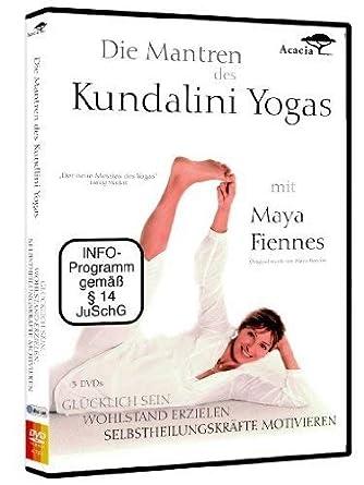 Die Mantren des Kundalini Yoga [Alemania] [DVD]: Amazon.es ...