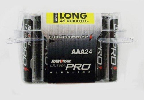 Spectrum Brands - Alkaline Reclosable AAA 24 Pack