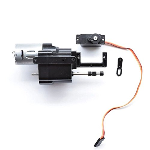 Ocamo WPL B14 B24 B16 C24 C14 Upgrade Full Metal Spare Part Shift Gearbox/Motor/Car Canvas Spare Parts Accessories