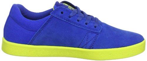 Supra WESTWAY S12008K - Zapatillas de lona para niño Azul (Blau (RYL))